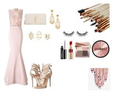 """""""wedding guest"""" by xxaleenxx ❤ liked on Polyvore featuring Ariella, Giuseppe Zanotti, Sephora Collection, Smashbox, Yves Saint Laurent, Chico's, Charlotte Russe, Bobbi Brown Cosmetics, MAC Cosmetics and alfa.K"""