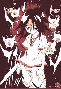 #shamanking #yoh #asakura #anime #myedit #spirits #shaman #king