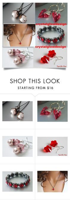 """""""cristalglowedesign 6"""" by merisa-imsirovic ❤ liked on Polyvore featuring beauty and vintage"""