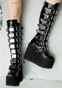 715c87c795f3 26 Best I love boots! images in 2019 | Boots, High heel boots, Goth ...
