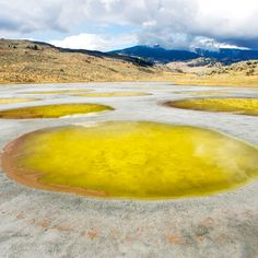 Spotted Lake, British Columbia