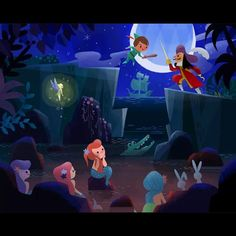 Peter Pan by Joey Chou