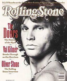 Rolling Stone ~ Jim Morrison