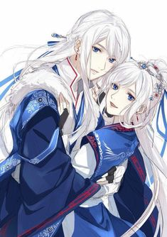 I love asian art and culture I want to collect everything I like! Manga Anime, Anime Guys, Anime Love Couple, Cute Anime Couples, Manga Drawing, Manga Art, Fantasy Characters, Anime Characters, Character Inspiration
