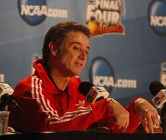 Louisville's Rick Pitino recalls brief pursuit of Michigan in 2001    GOCARDS!