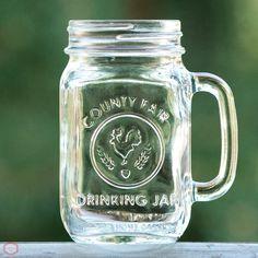Стаканы и банки для напитков, Банка для напитков County Fair