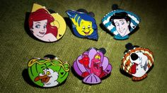 Disney 2009 Hidden Mickey Cast Lanyard The Little Mermaid Ariel 6 Pin Set Disney Time, Disney Fun, Disney Magic, Disney Pixar, Disney Stuff, Disney Pins Sets, Disney Trading Pins, Disney Lanyard, Disney Pin Collections