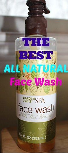 Best Face Wash: All Natural and Cheap! ‹ Lisa a la modeLisa a la mode