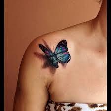 Resultado de imagem para tatuagem flor de lotus com borboletas