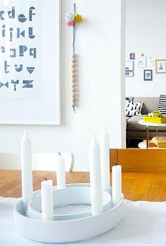 Via Domestic Candy | White | Snug Studio Print