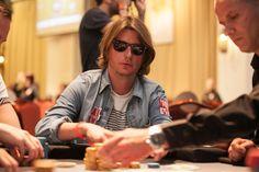 Ludovic Riehl - #SISMIX 2015 #Winamax #Poker Crédit photo: Caroline Darcourt