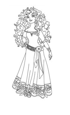 1086 Best Disney Princess Coloring Pages Images In 2019