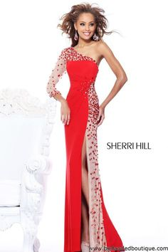 $650 Sherri Hill 1540