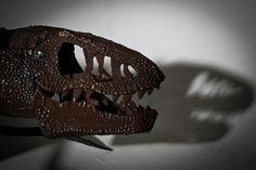 Cool Metal dinosaur by mike merrifield