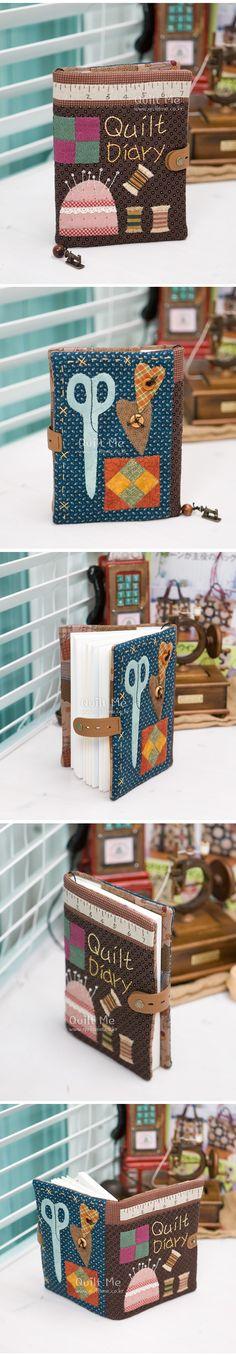 퀼트미 [아이엠퀼터 다이어리] Quilt Diary - QuiltMe