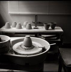 fumihiro toda - pottery studio