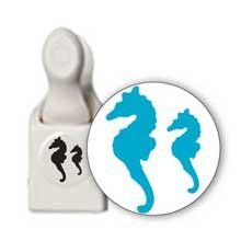 Martha Stewart Crafts - Craft Punch - Seahorses
