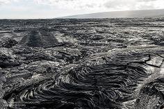 Frozen lava flows [6951]