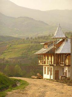 Valea Screzii, Romania