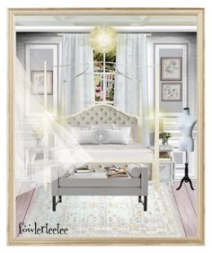 """""""Louisiana Mansion...by fowlerteetee"""" by fowlerteetee ❤ liked on Polyvore featuring interior, interiors, interior design, home, home decor, interior decorating, Laura Ashley, Renwil, Bernhardt and Safavieh"""