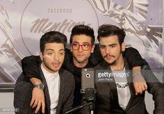 Fotografía de noticias : Singers Gianluca Ginoble, Piero Barone and...
