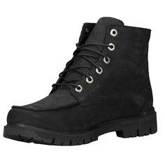 b3e6d5de1 Timberland Radford Moc Toe Boots - Men s - Casual - Shoes - Black