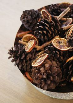 Zoella | Drying Oranges