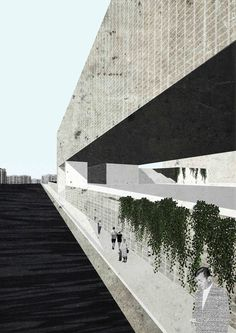 Contemporary Art Museum of Berlin: The Edge on Behance