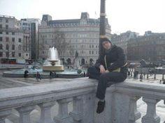 In London...few years ago!