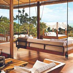 indoor outdoor room   Best Indoor-Outdoor Rooms