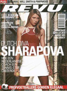 Maria Sharapova - Nieuwe Revu (NL)