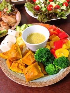 簡単手抜きなバーニャカウダソース♪ by sayo'P' [クックパッド] 簡単おいしいみんなのレシピが224万品