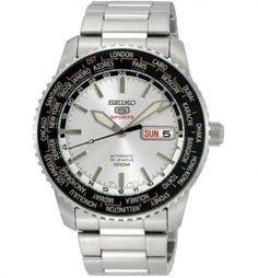 1e5e229e9eec Reloj Seiko Sport 5 Srp123k1 Automatico 24 Joyas Wr100m en Mercado Libre  México