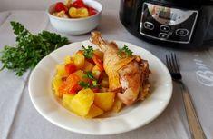 Reteta culinara Pulpa de curcan la slow cooker Crock-Pot din categoria Slow Cooker. Specific Romania. Cum sa faci Pulpa de curcan la slow cooker Crock-Pot Crockpot, Cantaloupe, Slow Cooker, French Toast, Breakfast, Food, Morning Coffee, Essen, Crock Pot