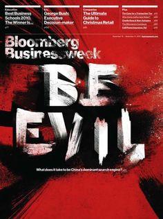 Evil Bloomberg