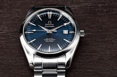 Alternative a Orient Star stile Omega Aqua Terra - page 2 Omega Aqua Terra, Omega Seamaster, Omega Railmaster, Omega Planet Ocean, Seamaster Aqua Terra, Hand Watch, Best Jeans, Luxury Watches For Men, Cool Watches