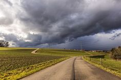 First Thunderstorm Photo by Dominic Kurz -- National Geographic Your Shot