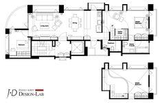 天母 26 坪法式單身女子公寓 - DECOmyplace
