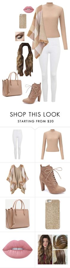 """""""Untitled #152"""" by lauren-myers-i ❤ liked on Polyvore featuring Topshop, Miss Selfridge, MANGO, Wild Diva, Michael Kors and Lime Crime"""