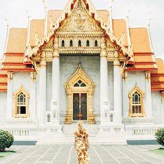 Bangkok, Thailand #Bangkok - #Thailand Photo Credit: @chickennoodlesouptravels