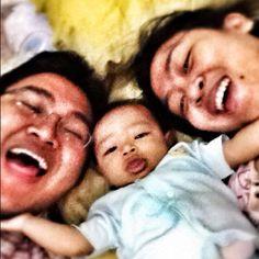 Love papa mama... ❤ - @suryakumara- #webstagram