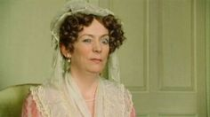 """Mrs. Bennet sat looking and winking at Elizabeth and Catherine for a considerable time, without making any impression on them. Elizabeth would not observe her; and when at last Kitty did, she very innocently said, """"What is the matter mamma? What do you keep winking at me for? What am I to do?"""""""