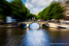 Amsterdam City of Bridges by Ben Huybrechts, via 500px