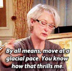 Classic lines. Meryl !!!