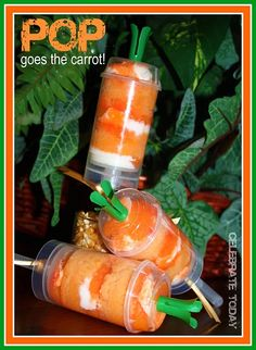 carrot push pops