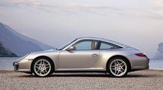 Porsche 996 & 997 Carrera Models, color platinum