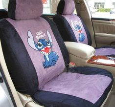 Lilo and stitch car seat covers lilo stitch, stitch disney, 626 stitch, dis