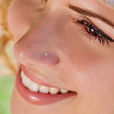 The Effective Pictures We Offer You About nose piercing hoop A quality picture can tell you many things. Piercing Nasal, Small Nose Piercing, Small Nose Studs, Cute Nose Piercings, Cute Nose Studs, Nose Piercing Healing, Piercing Bump, Faux Nose Ring, Nose Ring Stud