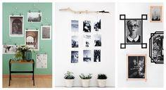 Nous vous avons concocté 10 idées originales pour intégrer vos photos à votre déco…