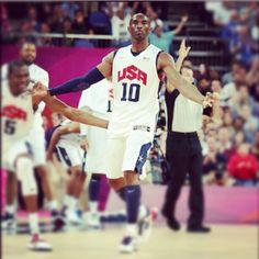 Kobe Team USA